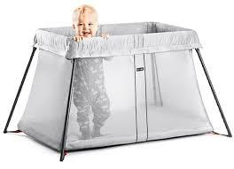 nuna travel crib vs baby bjorn the best crib 2017