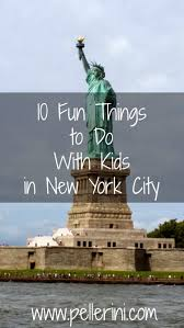 10 fun things to do with kids in new york city fun things
