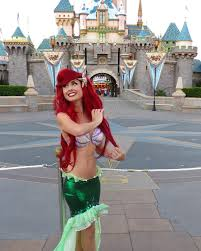 ariel and flounder halloween costumes the little mermaid by thereallittlemermaid on deviantart all