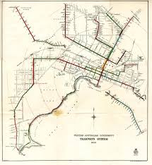 Portland Streetcar Map by Transit Maps