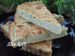 cuisine brousse tarte salee aux pommes de terre brousse maison et câpres