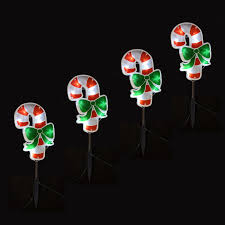 battery operated candy cane lights candy cane outdoor lights battery operated outdoor designs