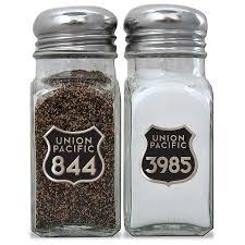 retro salt u0026 pepper shakers u2013 union pacific railroad museum