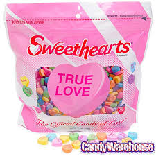 candy hearts sweethearts tiny conversation candy hearts modern flavors 1lb