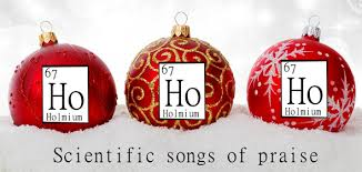 scientific songs of praise christmas carols praising science