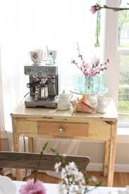coffee station organizer med art home design posters