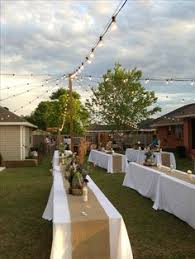 How To Decorate A Backyard Wedding Backyard Party Ideas For Adults Backyard Party Decoration Ideas