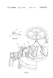 patent us4464913 knitting machine control system google patents