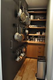 kitchen pan storage ideas 10 big space saving ideas for small kitchens pantry hanger and