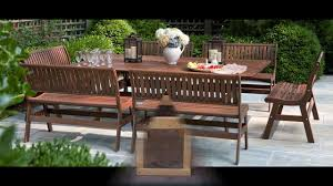 Wood Patio Chair by Wood Patio Furniture Design Youtube