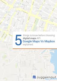New York Google Map by Is Google Maps The Best Digital Map Api Available Today