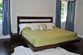 Make Cheap Platform Bed Frame by Cheap Low Bed Frame U2013 Bare Look