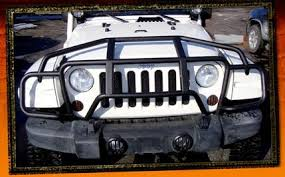 jeep wrangler black lights jeep jk wrangler black or stainless the grille guard