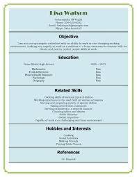 sample resume for hostess waitress or hostess resume template
