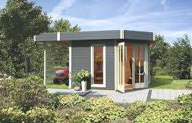 gartenhaus design flachdach design gartenhaus cube gartenhaus flachdach karibu corner cube