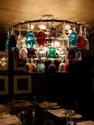 Beautiful Wine Glasses Lighting U0026 Lamp Simple Beautiful Wine Glasses Chandelier Frame