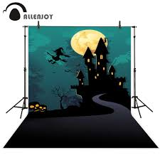 online get cheap halloween castle background aliexpress com