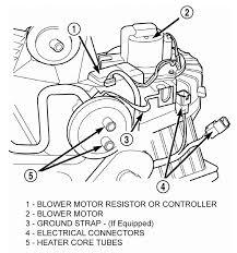 2002 jeep grand blower motor jeep grand wj blower motor connector repair