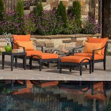Cast Aluminum Patio Furniture Sets - cast aluminum patio conversation sets outdoor lounge furniture