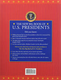 Presidents Of The United States The New Big Book Of U S Presidents 2016 Edition Running Press