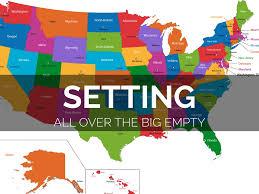 Empty United States Map by Book Talk Book 2 By Alyssa Morgan