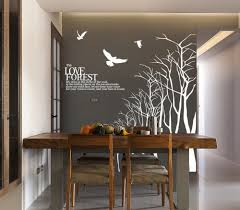 wall decals for dining room home design ideas