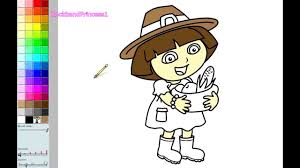 online dora the explorer games online dora the explorer coloring