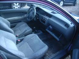 Honda Civic 1993 Interior Venta De Autopartes Honda Civic 1993