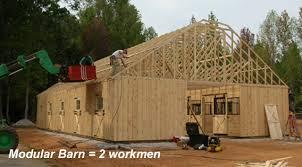Little Barns Modular Barns Prefab Horse Barns Horizon Structures