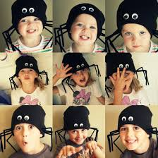 we u0027re crafting super spooky halloween hats make and takes