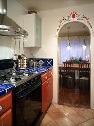 mexican kitchen decorating style