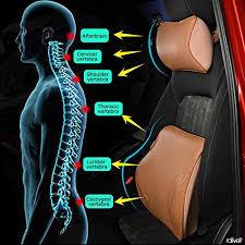 reglage siege auto lombaire coussin lombaire soutien oreiller koyoso siège auto dos