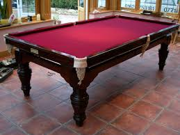 American Pool Dining Table Snooker Dining Table Diners Pool Dining Tables Est 1910