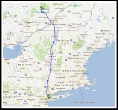 Map Directions Driving Nyc To Mont Tremblant Directions To Mont Tremblant