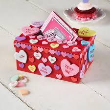 kids u0027 conversational heart valentine u0027s day card box