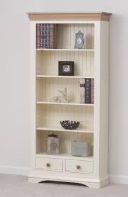 best 25 oak furniture land ideas on pinterest simple diy this country cottage painted funiture cabinet cream large bookcase oak furniture land www oakfurnitureland