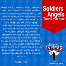 soldiers show your appreciation to deployed soldiers