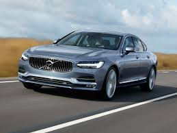 luxury mercedes sedan volvo s90 to compete with audi mercedes business insider