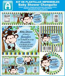 all invitations kit baby shower tema changuito diy pinterest
