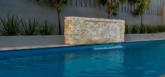 home decor swimming pool water features ideas bathroom wall
