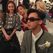 chanel si e social jong suk park shin hye g yoona and more attend