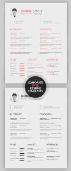 resume template free download creative 23 free creative resume templates with cover letter freebies