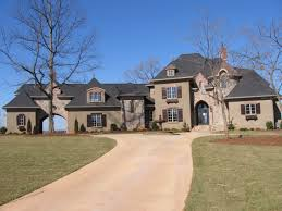 french country estate home plan 9323el architectural designs