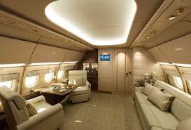 ways that lunatic millionaires customize their private jets most