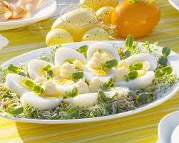 egg platter decorative egg platter recipe eat smarter usa