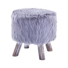Jysk Storage Ottoman Husum Stool Grey Home Decor Jysk Canada