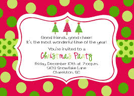 template for christmas invitation ddarsow com