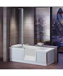 1800mm Shower Bath