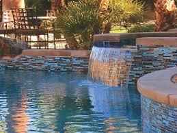 Aquascapes Pools National Pool Tile Aquascapes Interlocking Glass Azure Ocn