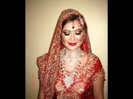 traditional indian stani bridal makeup